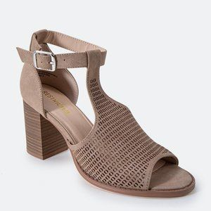 FREESHIP | Restricted | NWT Fay Perforated Sandals